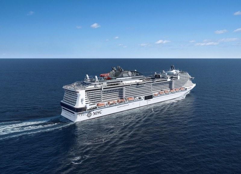 MSC地中海荣耀号(17.2万吨)将于2020年6月17日正式开启中国首航-e1579333540402